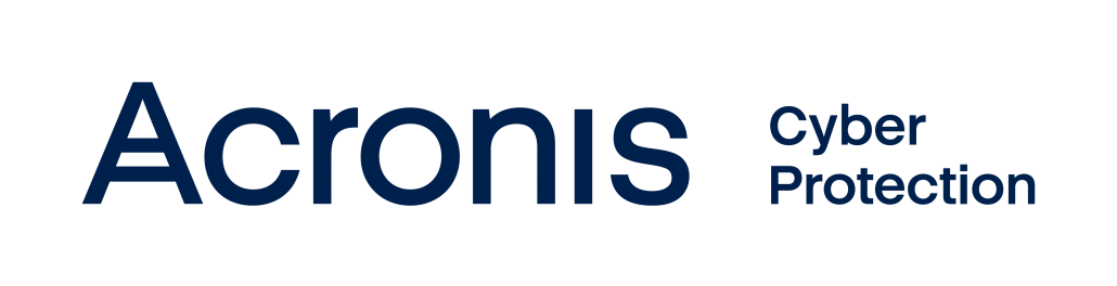 Logo - Acronis Cyber Protection